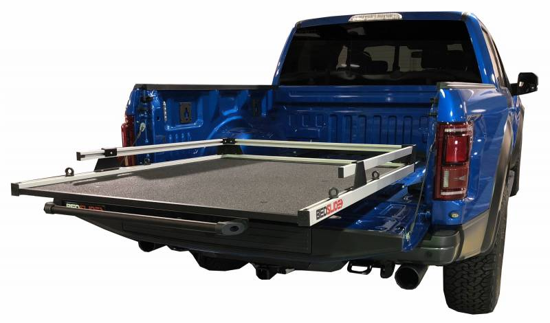 No Drilling Required Easy Installation Mounting Brackets COMPATIBLE with BEDSLIDE S and CLASSIC 2015-2016 F150 5.5 and 6.5 beds BSA-F150-2015 BEDSLIDE Ford F150 Factory Mount Install Kit