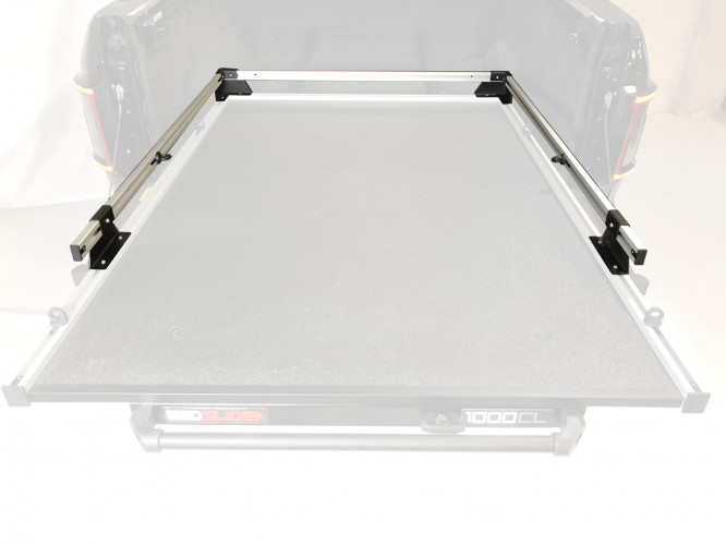 Bedslide - TRAXRAIL KIT For BEDSLIDE S (FITS 1-7142-S)