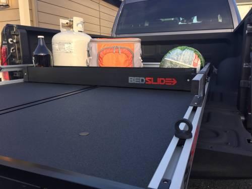 BEDSLIDE BLACK BEDBIN Deck Divider