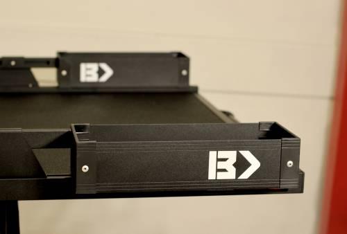 Bedslide - BEDSLIDE BLACK BEDBIN Mini Kix - Image 1