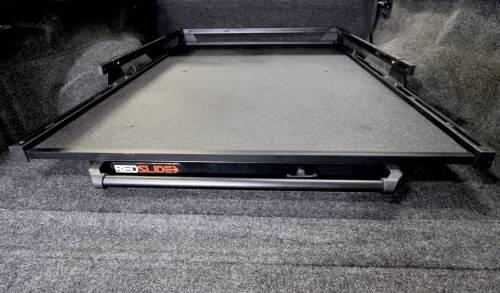 "BEDSLIDE 1000 BLACK CLASSIC 73"" X 48"""