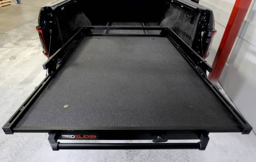 """BEDSLIDE 1500 BLACK CONTRACTOR 73"""" X 48"""""""