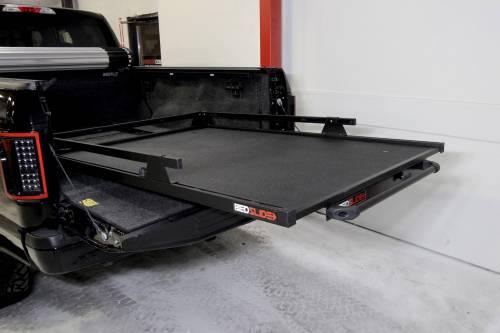 """Bedslide - BEDSLIDE 1500 BLACK CONTRACTOR 75"""" X 48"""""""