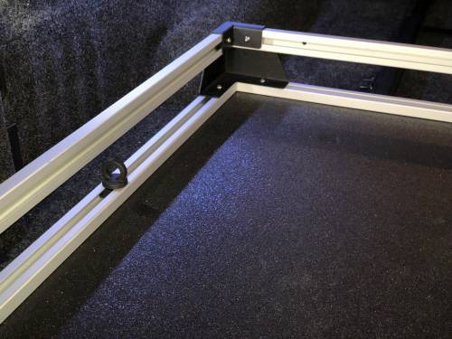 TRAXRAIL KIT For BEDSLIDE S (FITS 1-6243-S)