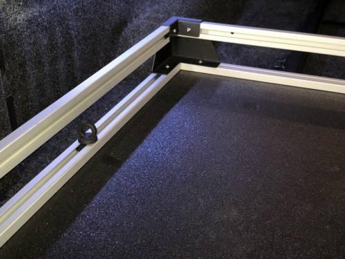 Bedslide - TRAXRAIL KIT For BEDSLIDE S (FITS 1-7142-S) - Image 3