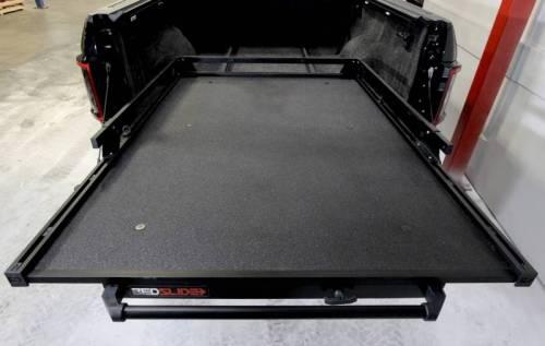 """BEDSLIDE 1500 BLACK CONTRACTOR 78"""" X 48"""" - Image 2"""
