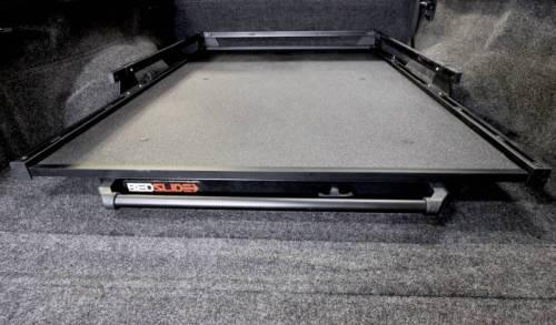 """BEDSLIDE 1500 BLACK CONTRACTOR 78"""" X 48"""" - Image 3"""