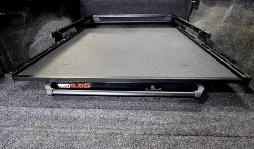 "BEDSLIDE 1000 BLACK CLASSIC 57"" X 43"" - Image 2"